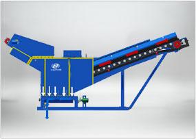 新澳门葡京官网破碎机-建筑垃圾应用领域-轻物质处置机