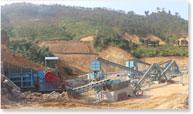 366.net亚洲必赢重工破碎机-水利水电应用领域-老挝:南欧江水电工程