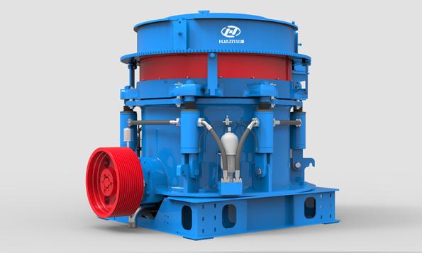 HPY系列多缸液压圆锥破碎机2-大华重工