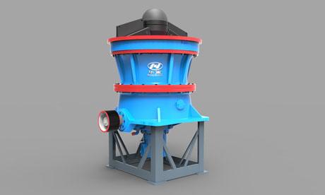 GPY系列单缸液压圆锥破碎机-大华重工