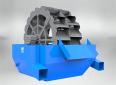 斗轮洗砂机产品特点|斗轮洗砂机参数
