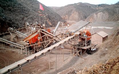 大华重工玄武岩加工设备 -河南渑池生产案例