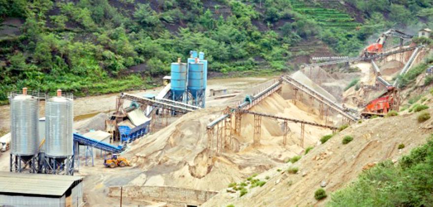 锰矿石加工工艺流程|锰矿石生产线