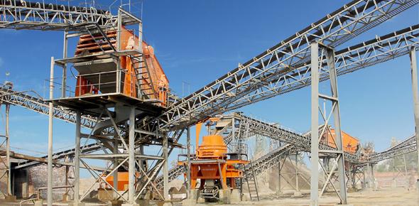 大华重工河卵石生产线广西应用案例