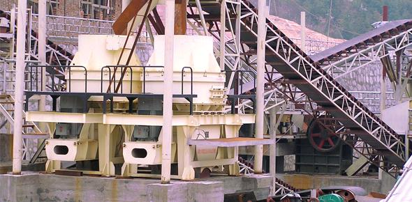 白云石加工生产案例 - 四川某水电站