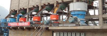 大华重工花岗岩生产设备 - 广东某河卵石制砂生产线