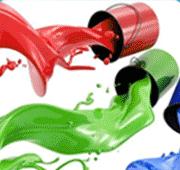 重晶石应用领域 - 油漆