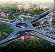 重晶石应用领域 - 道路建设