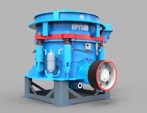 铜矿石生产线相干设备 - HPY系列多缸液压圆锥破碎机