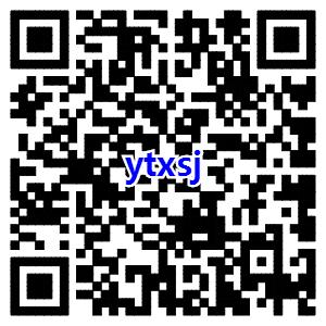YTX系列圆筒洗石机 - 网址二维码