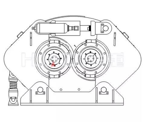 钢渣用高压辊磨机产品特点图02-大华重工