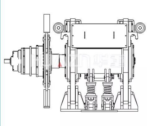 钢渣用高压辊磨机产品特点图03-大华重工