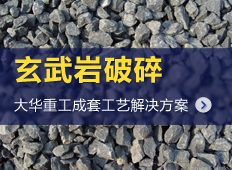 玄武岩生产线