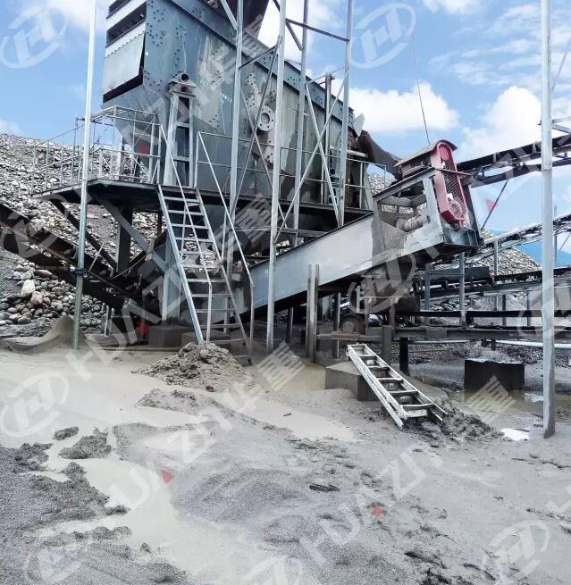 大华重工破碎系统征战西藏高原