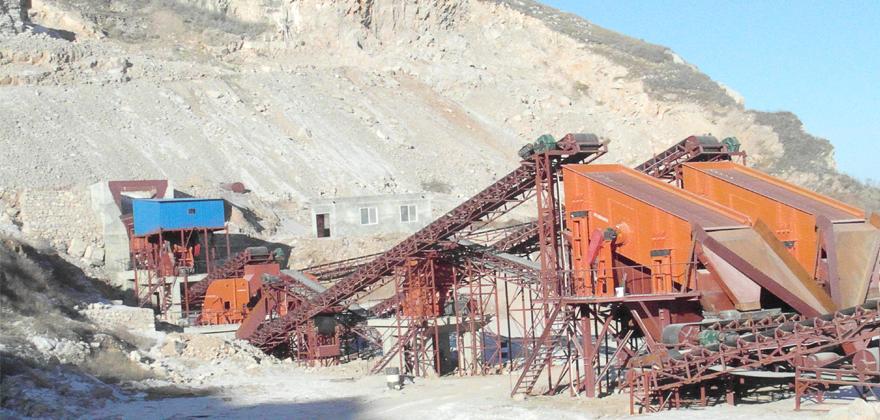铜矿石破碎生产线|铜矿石选矿加工设备