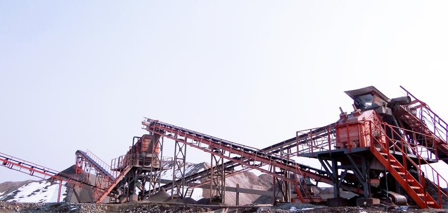 玄武岩制砂生产线|玄武岩破碎生产线设备