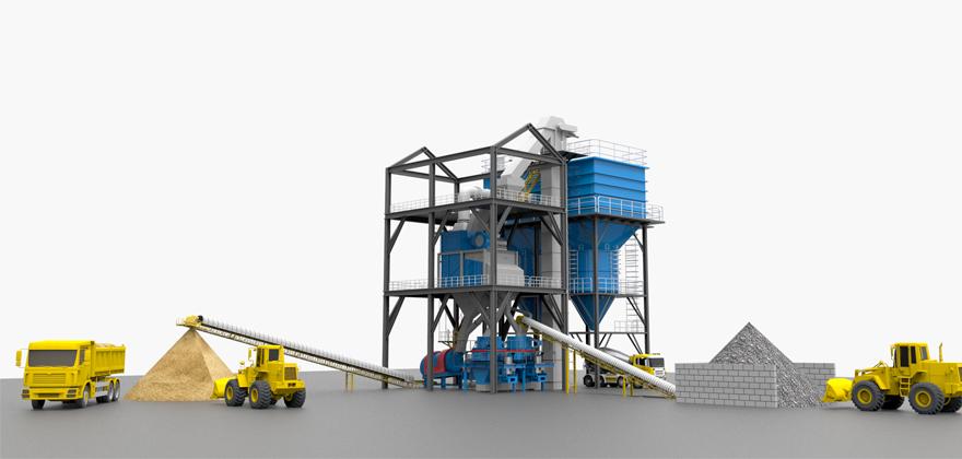 精品楼式机制砂加工 机制砂生产线