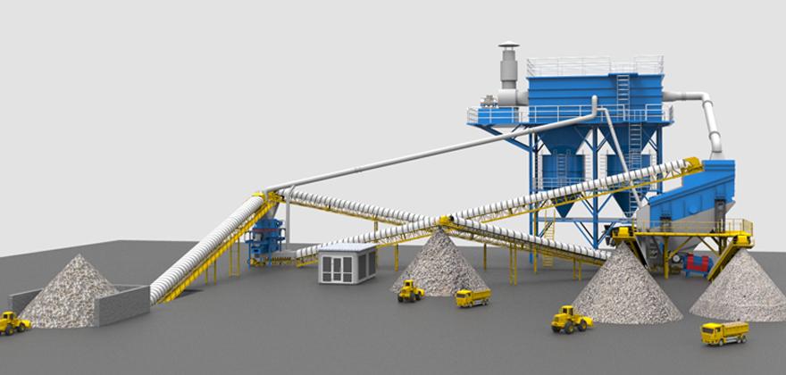 精品楼式机制砂加工|机制砂生产线