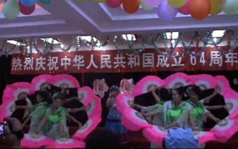 大华女子队(荷塘月色)