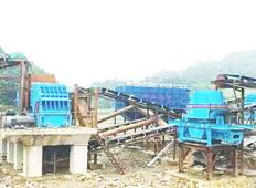 贵州遵义:450t/h混凝土砂石骨料生产线