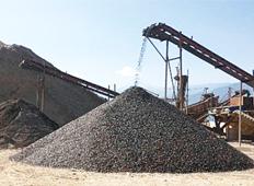 四川西昌市:新澳门葡京官网年产百万吨砂石骨料生产线成功投产