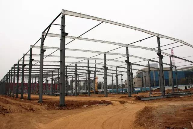 大华重工斥资1.2亿打造年修复8000吨机械再制造项目 - 新建场地