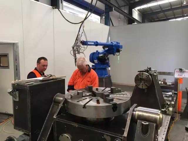 大华重工斥资1.2亿打造年修复8000吨机械再制造项目 - 外国专家