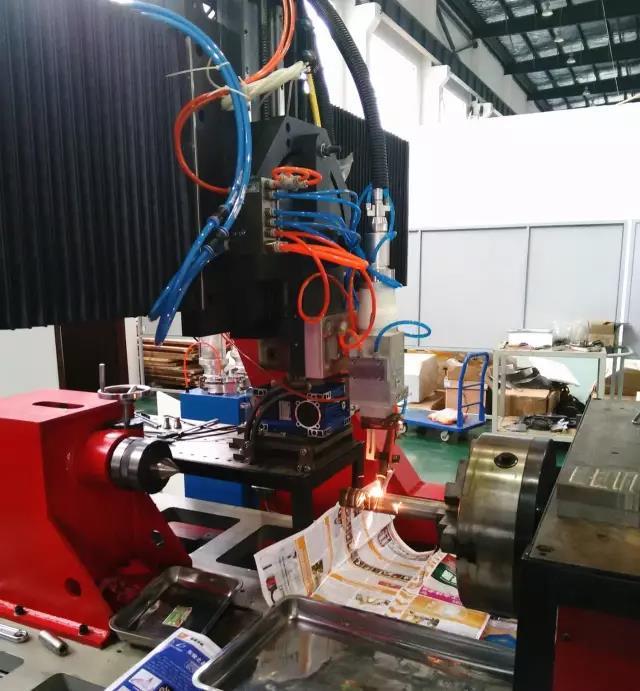 大华重工斥资1.2亿打造年修复8000吨机械再制造项目 - 引进的设备
