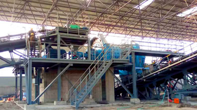 钢渣综合回收处理利用成套设备及全面解决方案