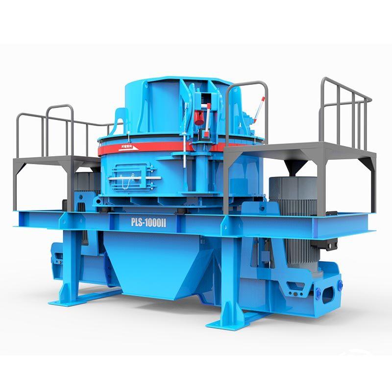 制砂机砂石骨料的生产线中的科学技术元素