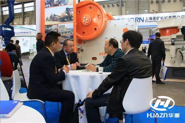 上海宝马展--洛阳366.net亚洲必赢设备展出取得圆满成功 硕果累累!