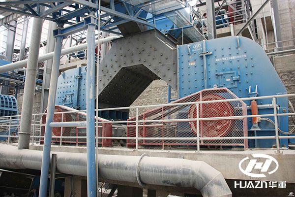 2000吨石灰岩生产线