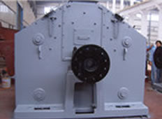 PCWK无筛条可逆细碎破碎机