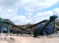 云南绿色环保砂石生产线