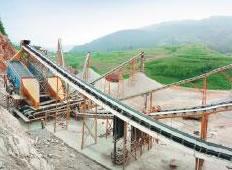 云南600T/H砂石料生产线顺遂投产