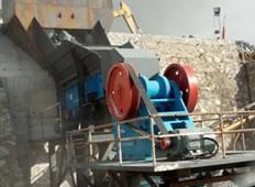 老挝某水电站砂石料生产线