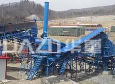 吉林敦化抽水蓄能电站环保型砂石加工系统