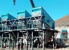 唐山800t/h建筑用砂石骨料生产线|唐山砂石骨料生产线