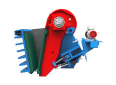 ASD系列颚式破碎机产品特点 技术参数 结构图