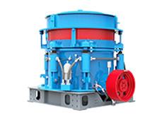 液压圆锥破碎机应用领域及其工作原理 液压圆锥破碎机优势和特点