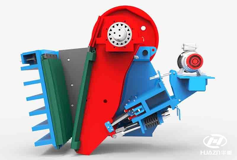 颚式破碎机保养方法和检修