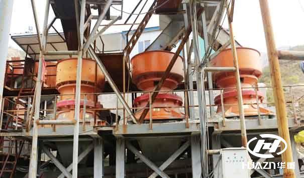 矿山行业中使用圆锥破碎机的十大优势有哪些?