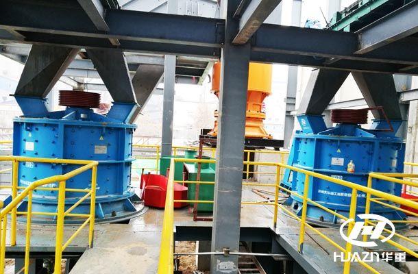 366.net亚洲必赢重工时产8000吨溶剂破碎生产线顺利投产