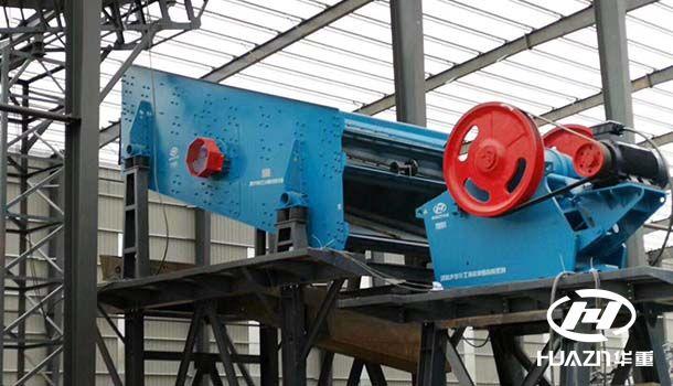 366.net亚洲必赢重工时产200吨砂石骨料破碎生产线在洛宁上线