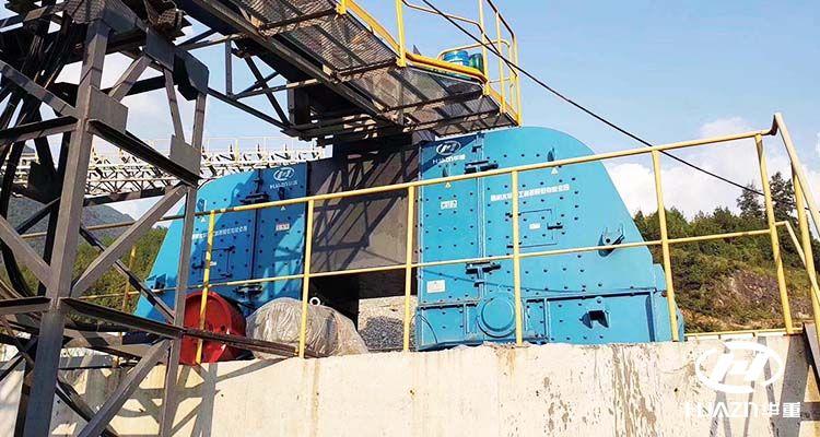 反击式破碎机的性能优势在矿山行业显而易见