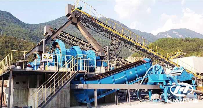 大型化砂石骨料生产线