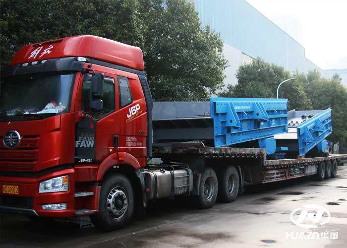 时产2000吨砂石骨料生产线设备完成发货