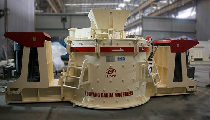立轴冲击破碎机 - 制砂领域新利器