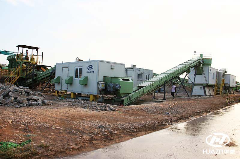 正确处理建筑垃圾,让建筑垃圾为基建事业助力
