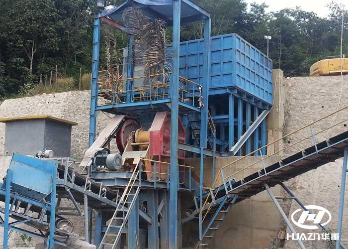青石石料生产线加工需要哪些破碎设备